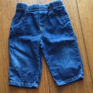 Other - 6-9M unisex baby jeans